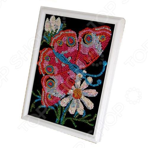 Мозаика из пайеток Shantou Gepai «Бабочка»
