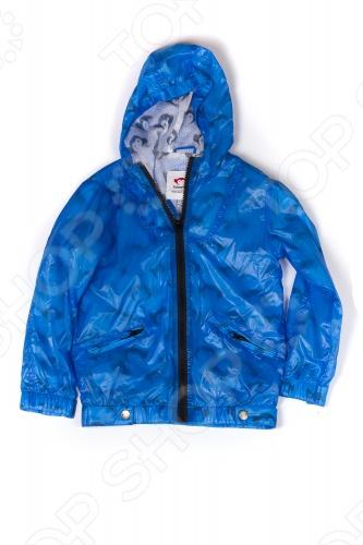 Ветровка для мальчика Ветровка детская для мальчика Appaman Saratoga Windbreaker. Цвет: голубой
