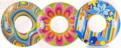 Круг надувной Intex 58263 intex надувной круг для плавания 76 см