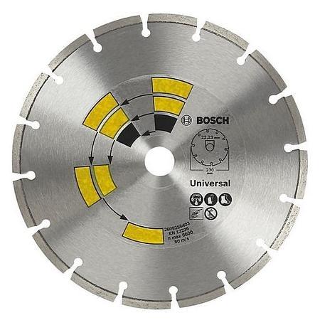 Диск отрезной Bosch PrecisionДиски пильные<br>Диск обрезной Bosch Precision представляет собой отличный инструмент, с помощью которого вам удастся удобно, быстро и качественно распилить необходимый в строительстве кафель или же другие материалы. Высококачественная инструментальная сталь, специальная смазка, обладающая замечательным уровнем отвода тепла, обеспечивает отсутствие сколов и биения во время работы, а так же долговечность использования.<br>