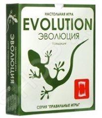 Игра карточная Правильные игры «Эволюция» 60996