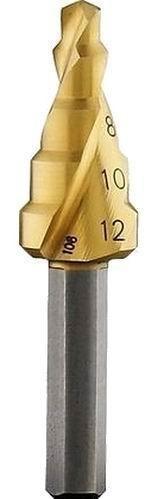 Сверло ступенчатое Сверло по металлу ступенчатое Bosch HSS-TiN 2608587429
