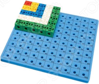 фото Доска для набора Gigo 1163 «Занимательные кубики», Другие виды конструкторов