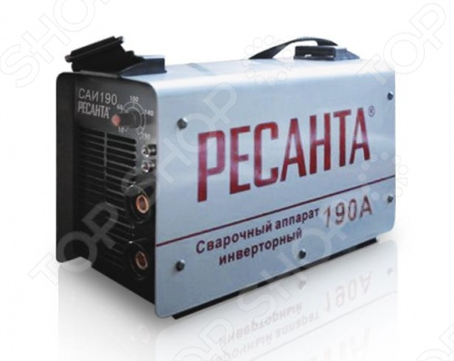 Сварочный аппарат инверторный Ресанта САИ 190