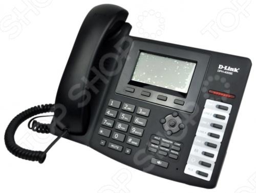 IP-телефон D-Link DPH-400S/E/F3