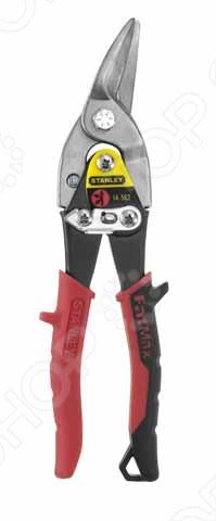 Ножницы по металлу STANLEY левые 2-14-562 ножницы по металлу stanley 2 14 556