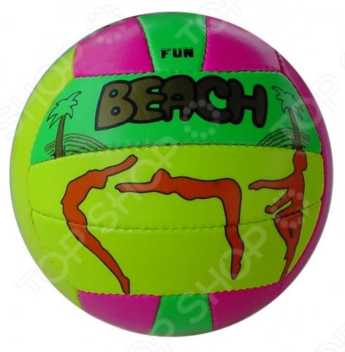Мяч волейбольный Larsen BeachFun мяч волейбольный atemi space бел желт син