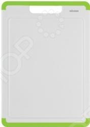 Доска разделочная Nadoba Oktavia 722212 nadoba пластиковая разделочная доска 36 5 26 5 см