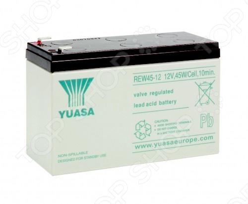 цены  Батарея для ИБП Yuasa REW45-12