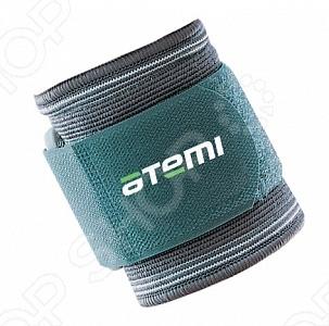 Суппорт запястья эластичный узкий ATEMI ANS-001