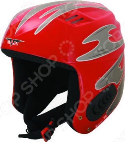 Шлем горнолыжный VCAN VS600 REDBAT. Размер: S (55-56). Уцененный товар Vcan - артикул: 579800