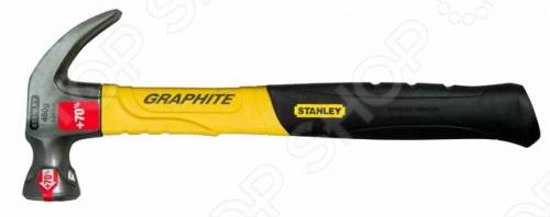 Молоток STANLEY Graphe с гвоздодером