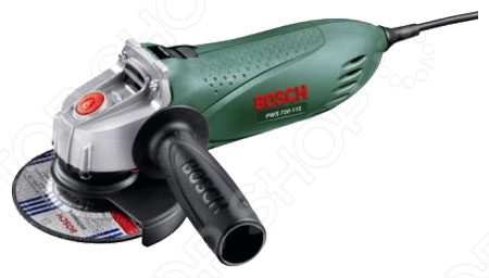Машина шлифовальная угловая Bosch PWS 750-115