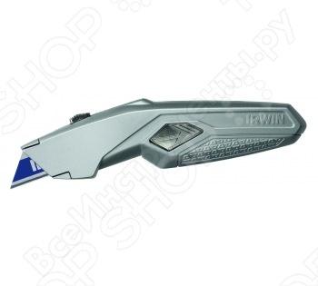 Нож строительный Irwin с выдижным лезвием