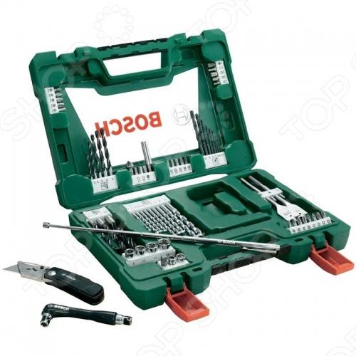 Набор принадлежностей Bosch 2607017191 bosch v line 68 2607017191