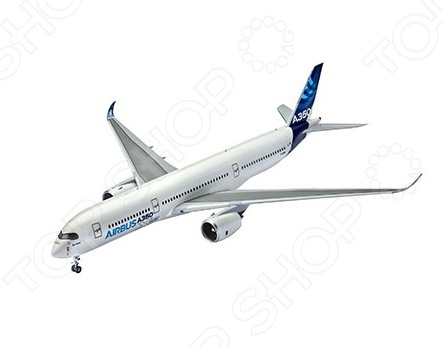 Сборная модель пассажирского самолета Revell Airbus A350-900