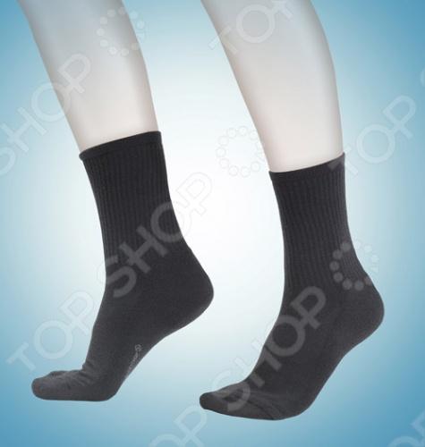 Носки спортивные термо BlackSpade 9274. Цвет: черный
