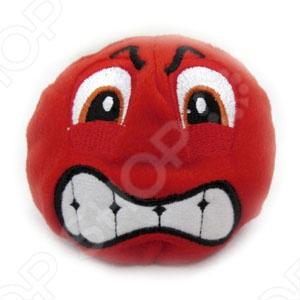 Мягкая игрушка интерактивная Woody O\'Time «Смайл» Игрушка плюшевая интерактивная Woody O\'Time «Смайл» /Красный