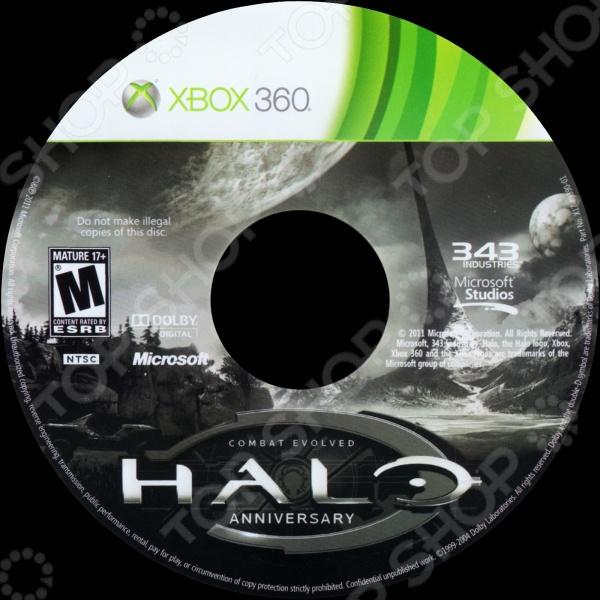 фото Игра для Xbox 360 Microsoft Halo 4 + Halo 3 + Halo Anniversary (rus), Игры для игровых консолей