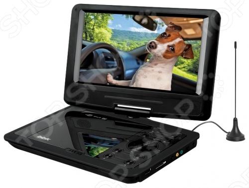 фото DVD-плеер портативный BBK PL948TG, DVD и Blu-Ray плееры