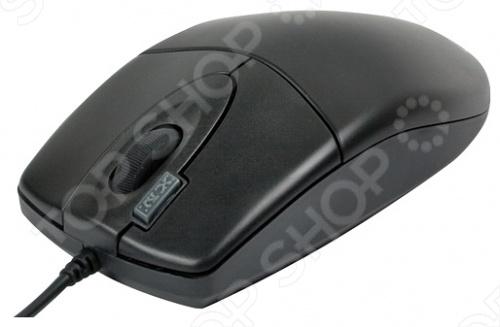 Мышь A4Tech OP-620D Black USB мышь a4tech op 620d white usb