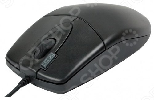 Мышь A4Tech OP-620D Black USB цена и фото