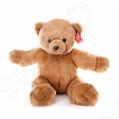 Мягкая игрушка AURORA Медведь «Обними меня»Мягкие игрушки<br>Игрушка мягкая AURORA Медведь Обними меня - это замечательный подарок для маленького ребенка. Данная модель привлекает внимание благодаря своему оригинальному дизайну и качественному выполнению. Мягкая игрушка принесет радость и подарит своему обладателю мгновения нежных объятий и приятных воспоминаний. Она выполнена из высококачественного текстиля с набивкой из синтепона. Великолепное качество исполнения делают эту игрушку чудесным подарком к любому празднику. Игрушка просто очаровательна и не сможет оставить равнодушным ни одного человека.<br>