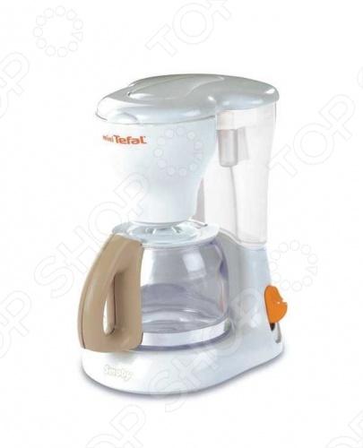 Кофеварка игрушечная Smoby «Тefal» smoby набор тостер кофеварка tefal