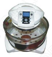 Аэрогриль Smile AG1907 незаменимый кухонный помощник на любой кухне. Аэрогриль компактный прибор, в котором пища готовится в потоках горячего воздуха. Потоки горячего воздуха равномерно воздействуют на приготовляемые продукты, благодаря чему пища сохраняет сочность и приобретает восхитительный вкус. Несмотря на всю простоту, аэрогриль заменяет порядка десяти кухонных тепловых приборов и может выполнять функции духовки, гриля, тостера, микроволновой печи, кухонной плиты, шашлычницы, пароварки, сушильного шкафа, коптильни.
