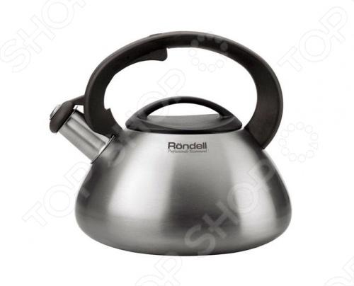 Чайник со свистком Rondell Sieden RDS-088 чайник со свистком rondell rds 088 sieden