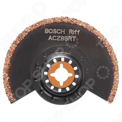 Диск пильный сегментный Bosch HM-RIFF ACZ 85 RT GOP 10.8 цена