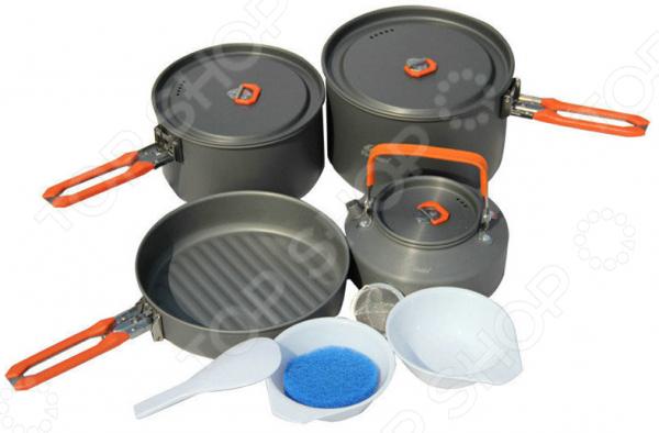 Набор портативной посуды FIRE-MAPLE Feast 4