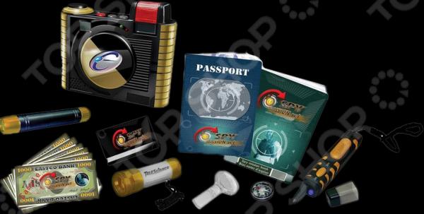 Набор шпиона Eastcolight «Сигнальные лампы»Шпионские игрушки<br>Набор шпиона Eastcolight Сигнальные лампы станет отличным подарком для вашего малыша и поможет ему почувствовать себя настоящим секретным агентам способным выполнять самые сложные и секретные операции. В наборе есть всё, для того, чтобы найти, собрать и передать информацию командованию. В качестве источника передачи данных используется свет, а шифровальные коды дают возможность скрыть содержание сообщения от посторонних глаз. Во время игры у ребенка развивается воображение, память, сообразительность, логика, мелкая моторика рук. Подробная инструкция расскажет юному исследователю, как пользоваться набором и даже самое сложные и запутанные тайны природы распахнут перед ним свои двери. Выполненные из прочных материалов элементы набора не боятся встряск и абсолютно безопасны для ребенка.<br>