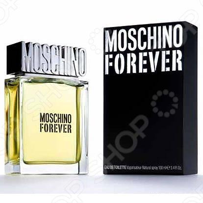 Туалетная вода для мужчин Moschino Forever туалетная вода moschino forever объем 30 мл вес 80 00