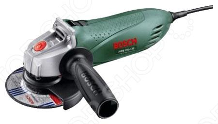Машина шлифовальная угловая Bosch PWS 750-125 шлифовальная машина forsage os1011 240p