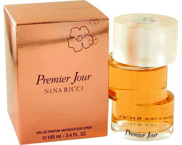 Парфюмированная вода для женщин Nina Ricci Premier Jour парфюмерная вода nina ricci nina ricci premier jour ж товар парфюмерная вода спрей 50 мл