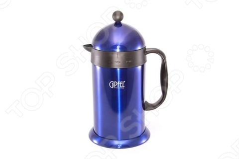 Кофейник-термос Gipfel термос 1 6 л gipfel alicia 8178
