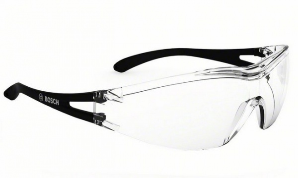 Набор очков защитных с дужками Очки защитные с дужками Bosch GO 1C