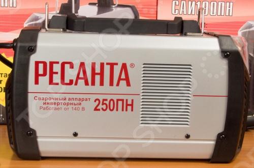 Сварочный аппарат инверторный Ресанта САИ250ПН