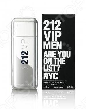 Туалетная вода для мужчин Carolina Herrera 212 Vip Men
