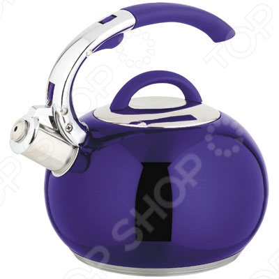 Чайник со свистком Bohmann BH-8055P чайник bohmann bh 9996 blue