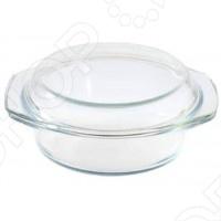 Стеклянная кастрюля с крышкой Mijotex PL/CR стеклянная вазочка с крышкой am0101030