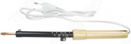 Паяльник КФ - это ручной инструмент, применяемый при лужении и пайке для нагрева деталей, флюса, расплавления припоя и внесения его в место контакта спаиваемых деталей. Данный тип электропаяльника используются для пайки электронных компонентов, лужения массивных деталей. Инструмент имеет сменное медное жало.