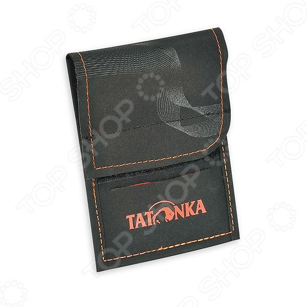 Кошелек Tatonka Hy Neck Wallet Кошелек Tatonka Hy Neck Wallet /Оранжевый/Черный