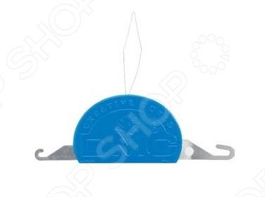 Нитковдеватель DMC 6112/6Аксессуары для вышивания<br>Нитковдеватель DMC 6112 6 станет отличным дополнением к набору ваших швейных принадлежностей. Изделие весьма удобно и практично в использовании, предназначено для удобного продевания нити в угольное ушко. Необходимо вставить нитковдеватель в ушко иголки, а когда петля выйдет с другой стороны просунуть в нее нитку и вытащить нитковдеватель обратно. Изделие многофункционально, подходит для продевания различных по толщине нитей, в том числе и шерстяных.<br>
