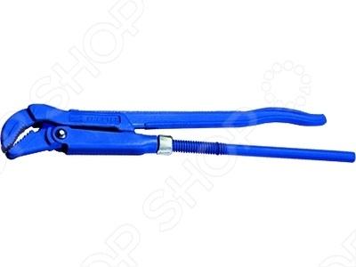 Ключ трубный рычажный СИБРТЕХ с изогнутыми губками ключ трубный газовый truper 15836 25см