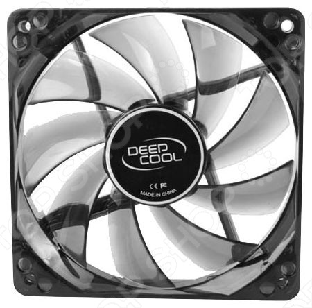 Вентилятор корпусной DeepCool Wind Blade 120 охлаждение для компьютера cpu ksb06105hb dc 5v 0 40a 4 asus x54h x54c x54l x54l bbk4