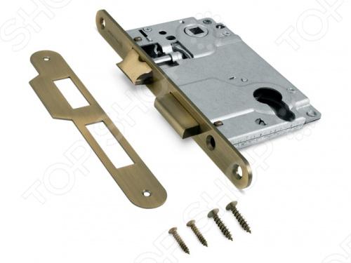 Корпус механизма замка Palladium 285 является основной деталью замка, внутри которой помещаются детали его механизма. Предназначен для дополнительного запирания двери. Комплектуется ответной планкой и крепежом.