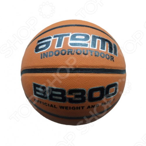 Мяч баскетбольный ATEMI BB300 Atemi - артикул: 383626