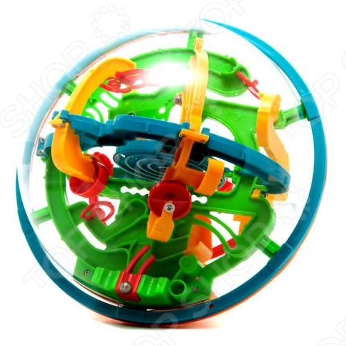 Игра-головоломка Labirintus «138 шагов» addict a ball большой от 6 лет 138 шагов 0461 1140